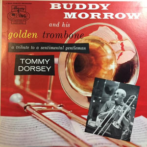Buddy Morrow - Tribute To A Sentimental Gentleman (LP, Album, Used)Used Records