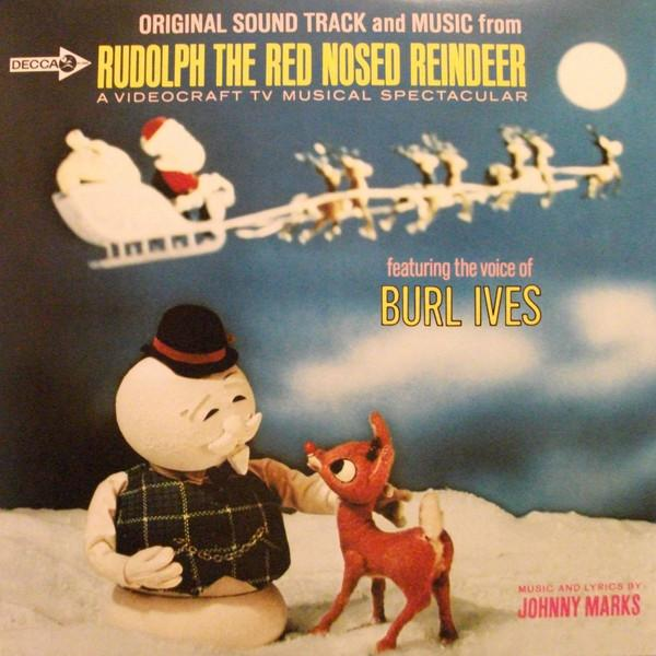 Burl Ives - Original Sound Track And Music From Rudolph The Red Nosed Reindeer (Reissue)Vinyl