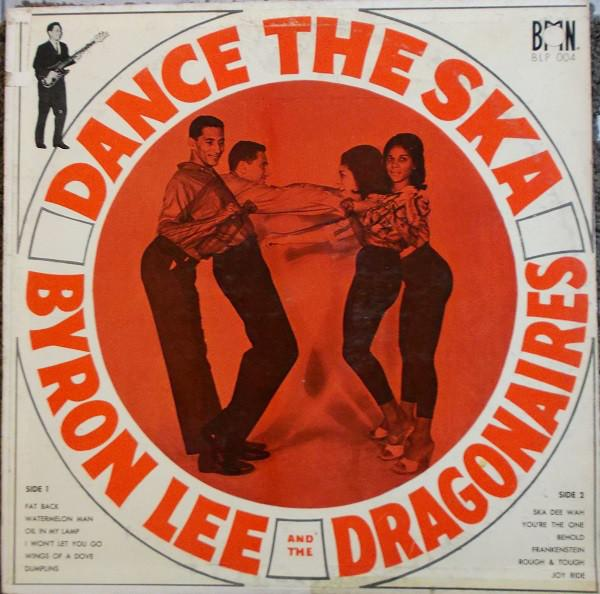 Byron Lee And The Dragonaires - Dance The Ska (LP, Album, Used)Used Records