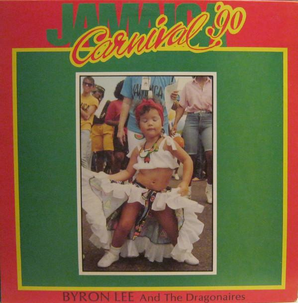 Byron Lee And The Dragonaires - Jamaica Carnival '90 (LP, Album, Used)Used Records