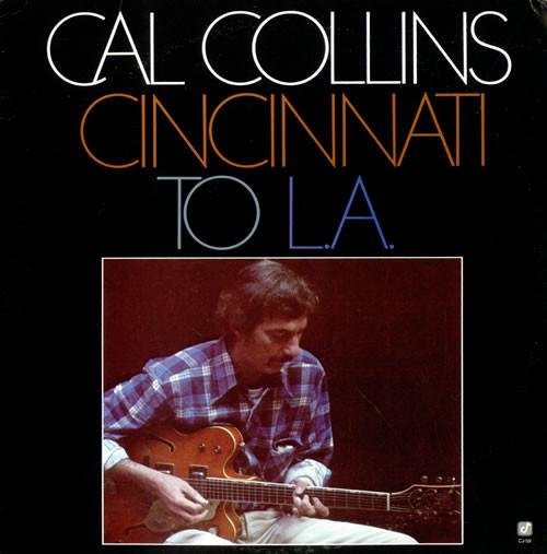 Cal Collins - Cincinnati To L.A. (LP, Used)Used Records