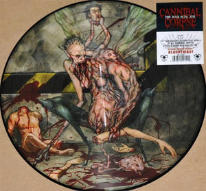 Cannibal Corpse - Bloodthirst (Limited Edition, Picture Disc)Vinyl