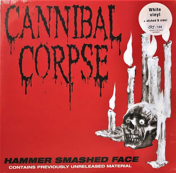 Cannibal Corpse - Hammer Smashed Face (Etched, Limited Edition)Vinyl