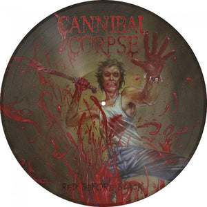 Cannibal Corpse - Red Before Black (Limited Edition, Picture Disc)Vinyl