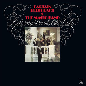 Captain Beefheart & The Magic Band - Lick My Decals Off, Baby (Reissue)Vinyl