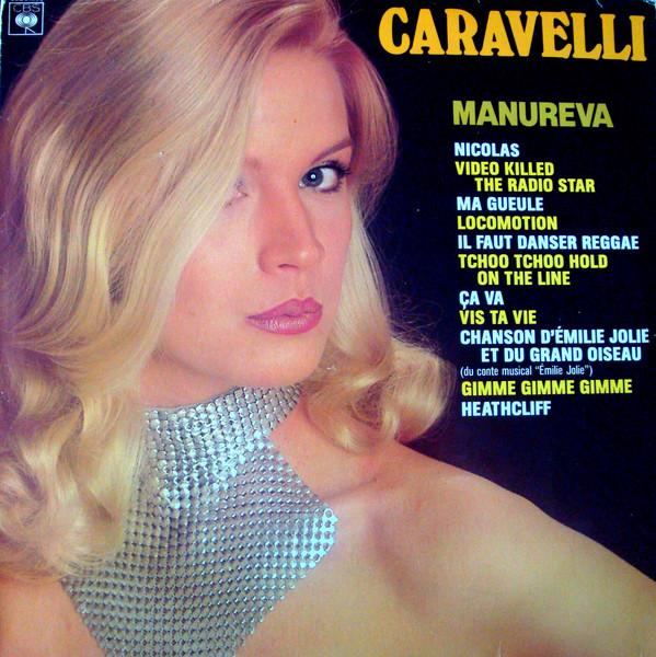 Caravelli - Manureva (LP, Album, Used)Used Records