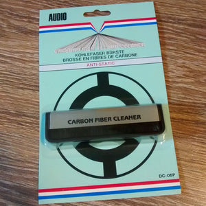 Carbon Fiber Antistatic Record Cleaner BrushAccessories