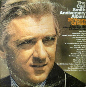 Carl Smith - The Carl Smith Anniversary Album 20 Years of Hits (2xLP, Comp, Used)Used Records