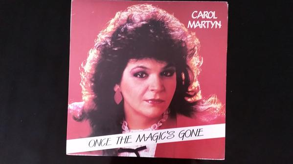 Carol Martyn - Once The Magic Is Gone (LP, Used)Used Records