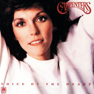 Carpenters - Voice Of The Heart (Reissue, Remastered)Vinyl