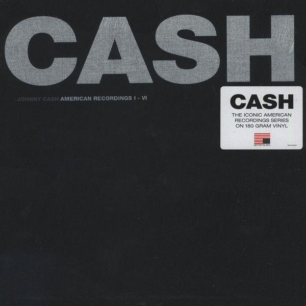 Cash, Johnny - American Recordings (Box set)Vinyl