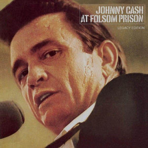 Cash, Johnny - At Folsom Prison (2LP, 180 gram)Vinyl