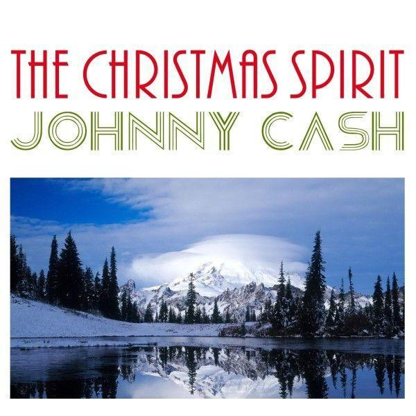 Cash, Johnny - The Christmas Spirit (Reissue)Vinyl