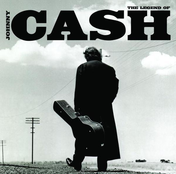 Cash, Johnny - The Legend Of Johnny Cash (2LP, 180 gram)Vinyl