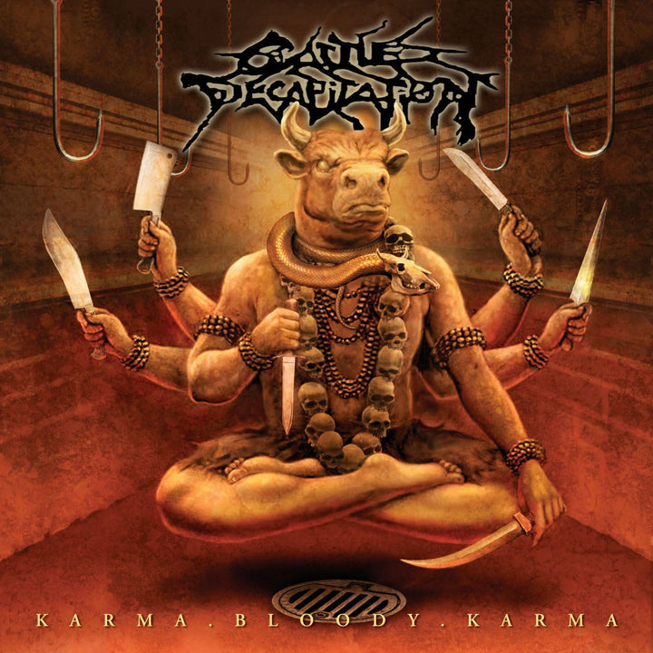 Cattle Decapitation - Karma.Bloody.Karma (Reissue, Remastered)Vinyl