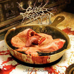 Cattle Decapitation - Medium Rarities (Limited Edition, Numbered)Vinyl
