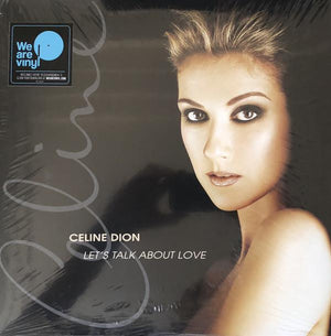 Celine Dion* - Let's Talk About Love (Reissue)Vinyl