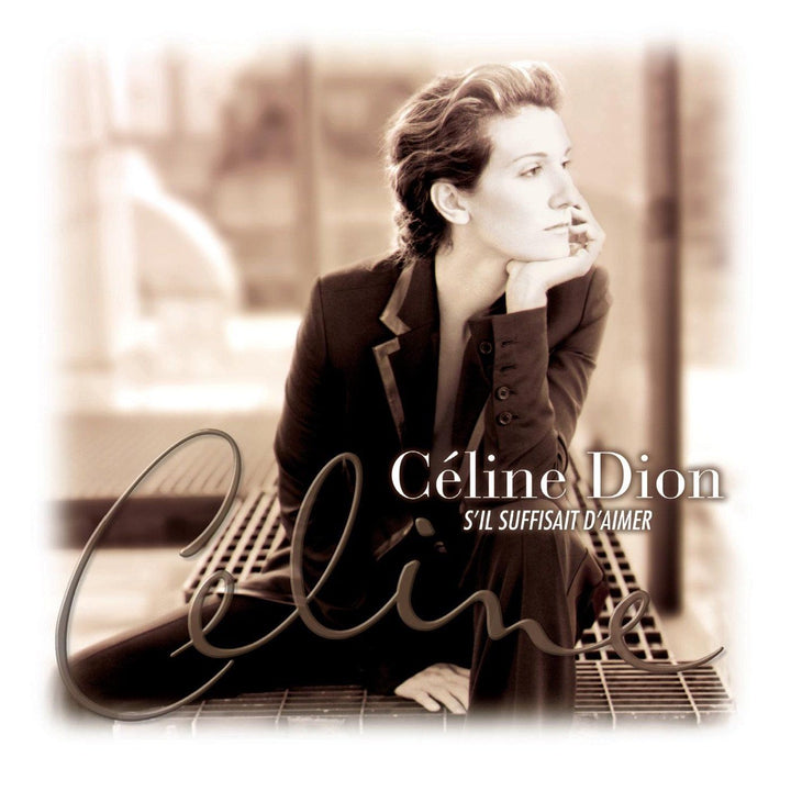 Céline Dion - S'il Suffisait D'aimer (2LP, Single Sided, Reissue)Vinyl
