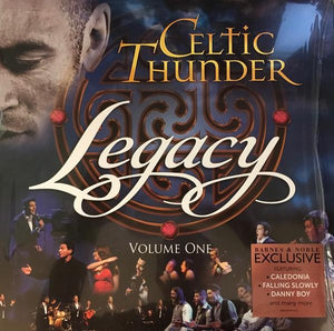Celtic Thunder - Legacy Volume 1Vinyl