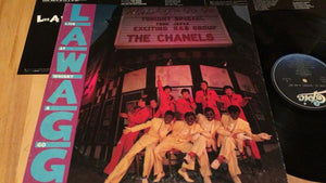 Chanels - Live At Whisky A Go Go (LP, Album, Used)Used Records