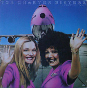 Chanter Sisters - First Flight (LP, Album, Used)Used Records