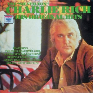 Charlie Rich - His Original Hits (LP, Comp, Used)Used Records