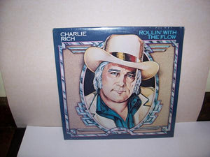 Charlie Rich - Rollin' With The Flow (LP, Album, Used)Used Records
