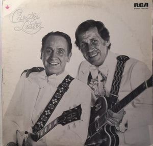 Chet Atkins - Chester & Lester (LP, Album, Used)Used Records