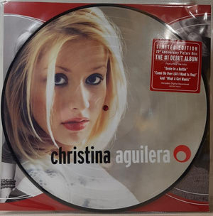 Christina Aguilera - Christina Aguilera (Limited Edition, Picture Disc, Reissue)Vinyl