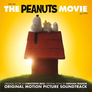 Christophe Beck - The Peanuts Movie (Original Motion Picture Soundtrack) (2LP, Limited Edition, Reissue)Vinyl
