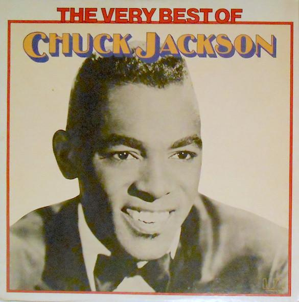 Chuck Jackson - The Very Best Of Chuck Jackson (LP, Comp, Used)Used Records