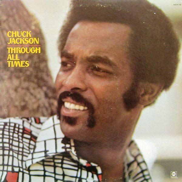 Chuck Jackson - Through All Times (LP, Album, Used)Used Records