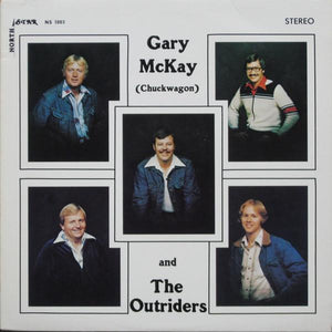 Chuckwagon - Gary McKay And The Outriders (LP, Album, Used)Used Records