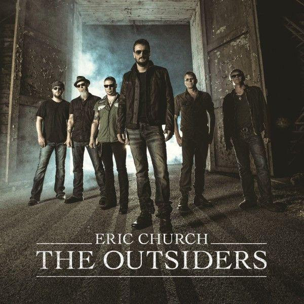 Church, Eric - The Outsiders (2LP)Vinyl