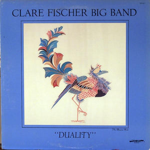 Clare Fischer Big Band - Duality (LP, Album, Used)Used Records