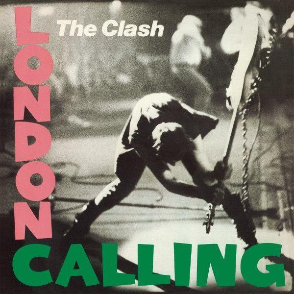 Clash, The - London Calling (2LP, 180 gram, Remaster)Vinyl