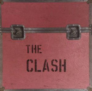 Clash, The - The Clash 5 Studio Album LP Set (8LP, Box set)Vinyl