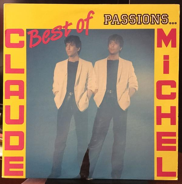 Claude Michel - Best Of Passions… (LP, Comp, Used)Used Records