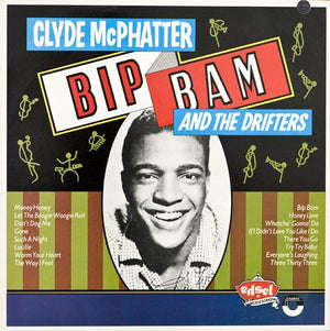 Clyde McPhatter - Bip Bam (LP, Comp, Used)Used Records