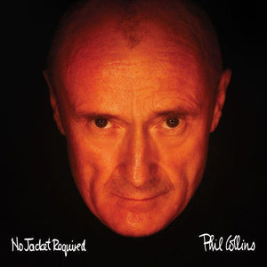 Collins, Phil - No Jacket Required (180 gram, Remastered)Vinyl