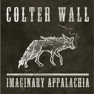 Colter Wall - Imaginary AppalachiaVinyl