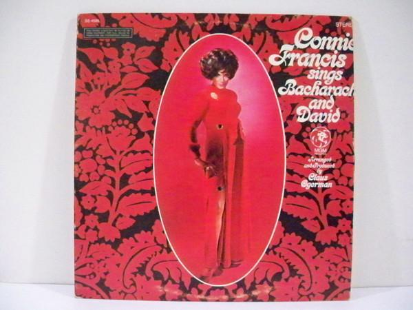 Connie Francis - Sings Bacharach And David (LP, Album, Used)Used Records