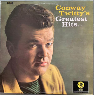 Conway Twitty - Conway Twitty's Greatest Hits... (LP, Comp, RE, Used)Used Records