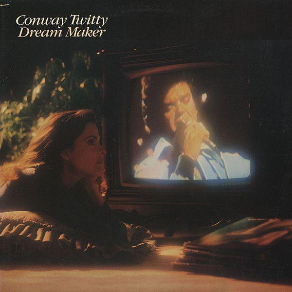 Conway Twitty - Dream Maker (LP, Album, Used)Used Records