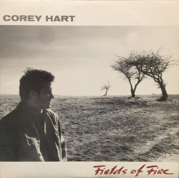 Corey Hart - Fields Of Fire (LP, Album, Used)Used Records