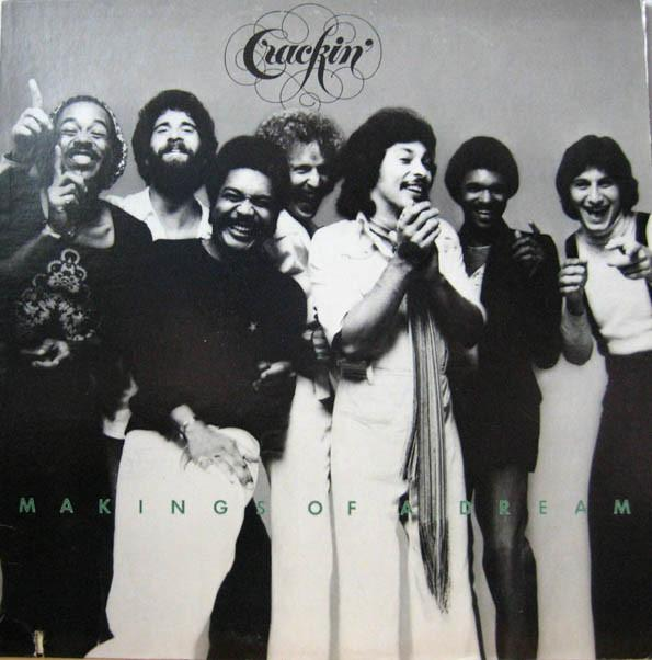 Crackin' - Makings Of A Dream (LP, Album, Los, Used)Used Records