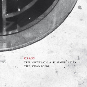 Crass - 10 Notes On A Summer's Day (Single, Reissue, Remastered)Vinyl