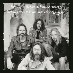 CRB - Anyway You Love, We Know How You Feel (2LP, 45 RPM)Vinyl