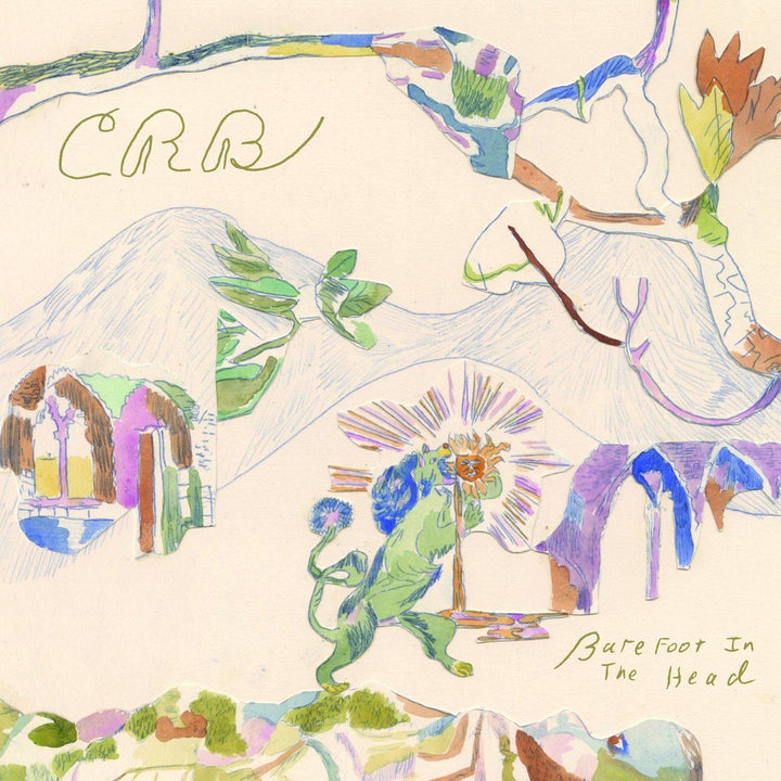 CRB - Barefoot In The Head (2LP, 45 RPM)Vinyl