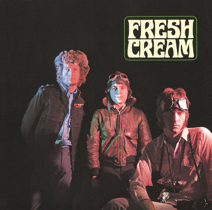 Cream - Fresh Cream (Reissue)Vinyl